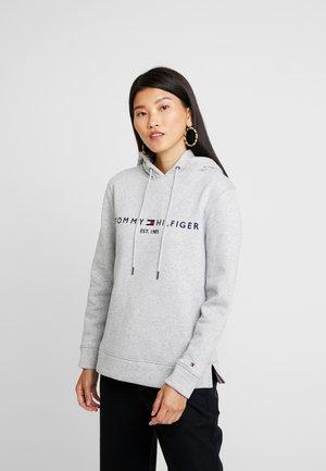 HOODIE - Bluza z kapturem - grey
