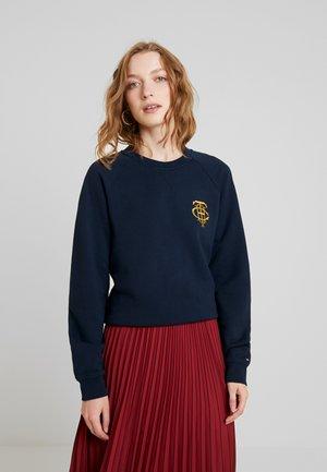 ESSENTIAL RAGLAN - Sweatshirt - blue