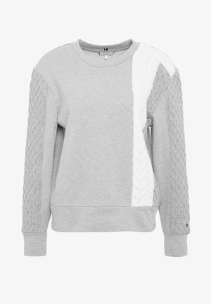 OLLIE - Sweatshirt - grey
