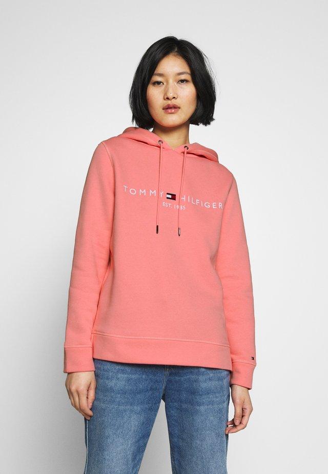 HOODIE - Jersey con capucha - pink grapefruit