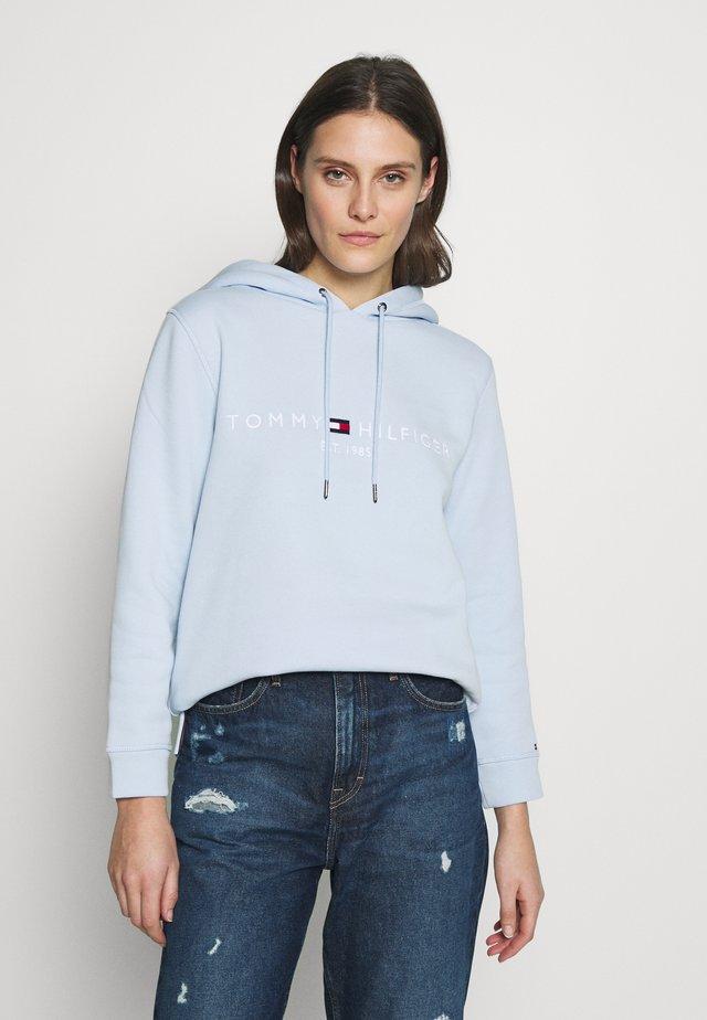 HOODIE - Bluza z kapturem - breezy blue