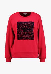 Tommy Hilfiger - STACY - Sweatshirt - primary red - 3