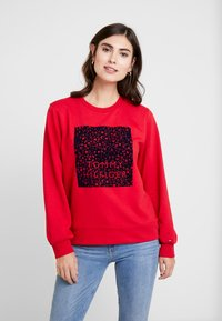 Tommy Hilfiger - STACY - Sweatshirt - primary red - 2
