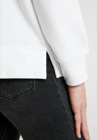 Tommy Hilfiger - ESSENTIAL C-NK - Sweatshirt - white - 5
