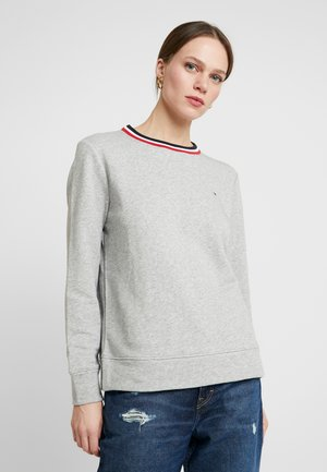 ESSENTIAL C-NK - Sweater - light grey heather