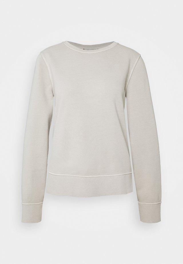 VALERA ROUND - Sweatshirt - beige