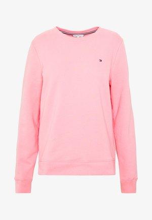 CREW NECK - Sweater - pink grapefruit