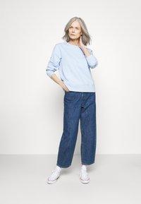 Tommy Hilfiger - CINDY REGULAR - Sweatshirt - polished blue - 1