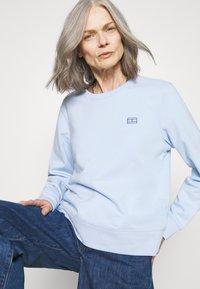 Tommy Hilfiger - CINDY REGULAR - Sweatshirt - polished blue - 0