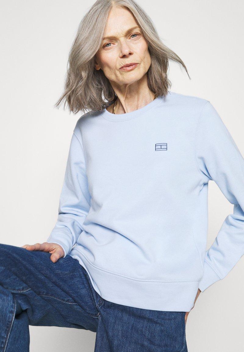 Tommy Hilfiger - CINDY REGULAR - Sweatshirt - polished blue