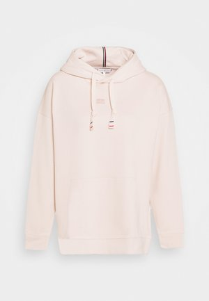 CINDY RELAXED HOODIE - Hoodie - cameo