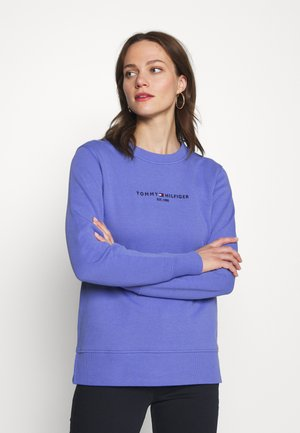 Sweatshirt - iris blue