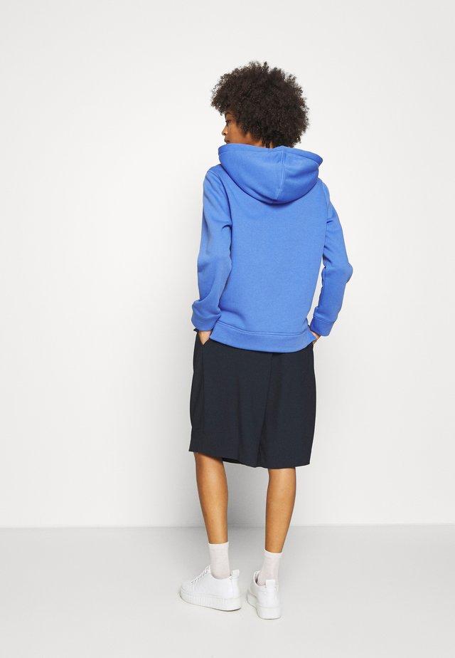 HOODIE - Bluza z kapturem - iris blue