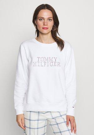 CHRISTA - Sweatshirt - white