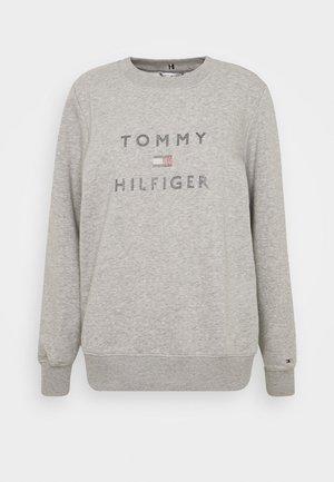 TIARA ROUND - Sweater - light grey heather