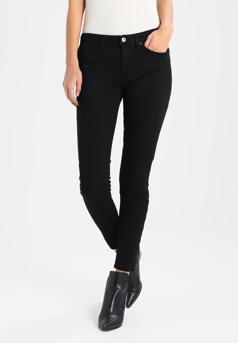 Tommy Hilfiger - COMO ELISA - Jeans slim fit - masters black