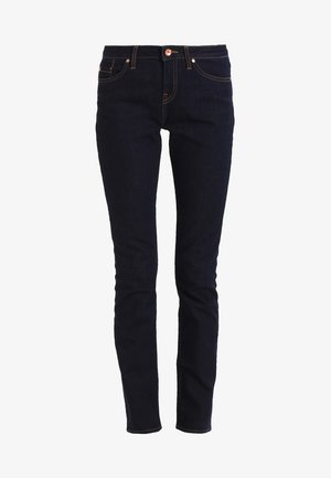 ROME CHRISSY - Jean droit - dark-blue denim