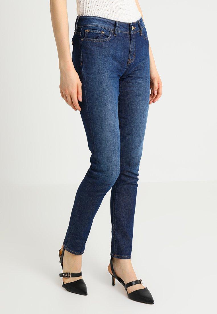 Tommy Hilfiger - VENICE SCARLETT - Straight leg jeans - denim