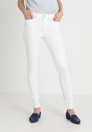 COMO ANKLE - Jeans Skinny Fit - white