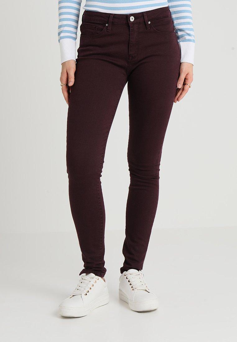 Tommy Hilfiger - COMO ANKLE - Jeans Skinny Fit - purple