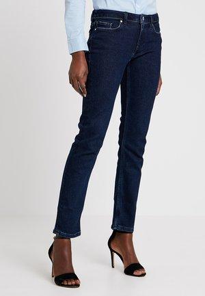 ROME MORIA - Straight leg jeans - dark blue