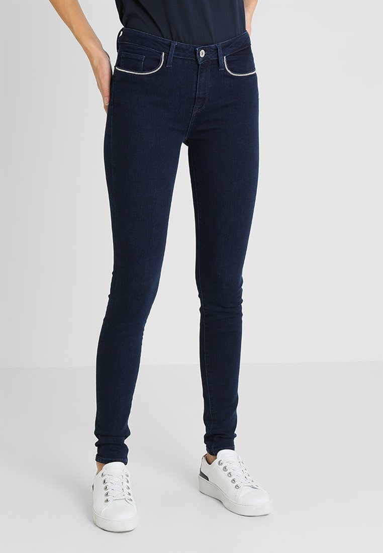 Tommy Hilfiger - COMO ASTRA - Jeans Skinny Fit - blue denim