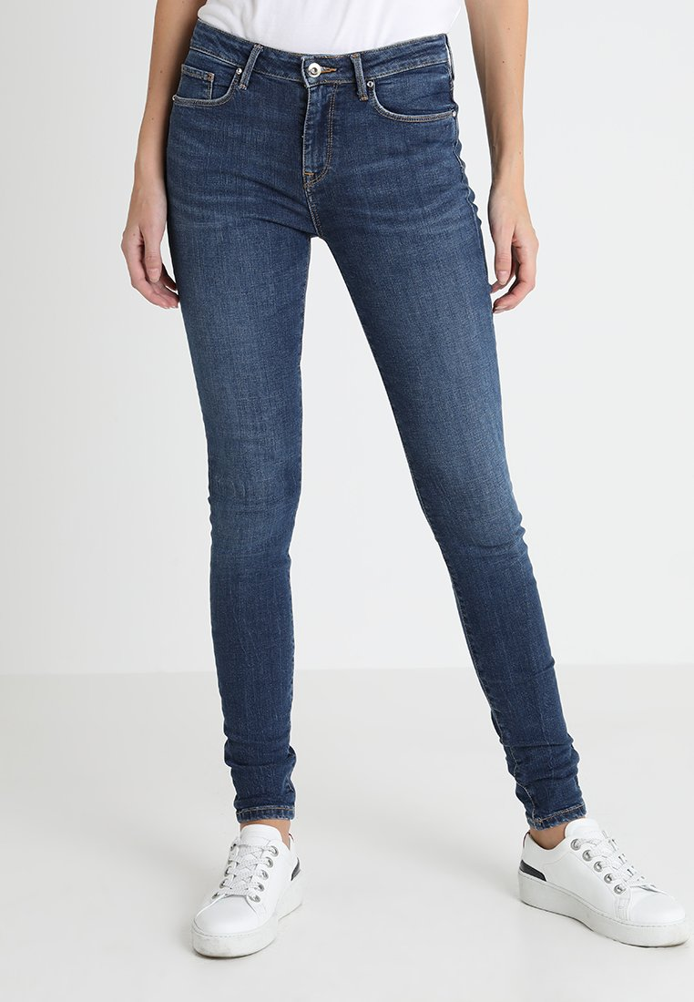Tommy Hilfiger - COMO VENUS - Jeans Skinny Fit - blue denim