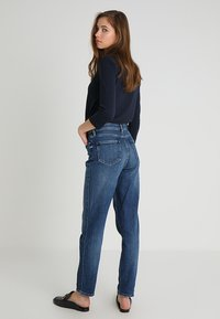 Tommy Hilfiger - GRAMERCY ANKLE LILITH - Jeans baggy - blue denim - 2