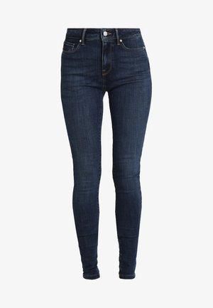 HARLEM  SACHA - Skinny džíny - blue denim