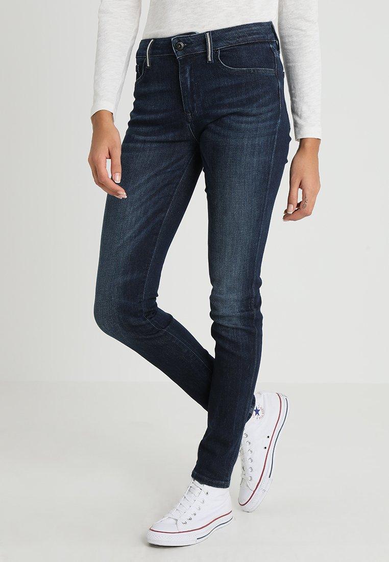 Tommy Hilfiger - VENICE MYRA - Slim fit jeans - dark blue