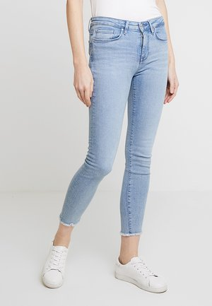 COMO ANKLE NELLY - Jeans Skinny - denim