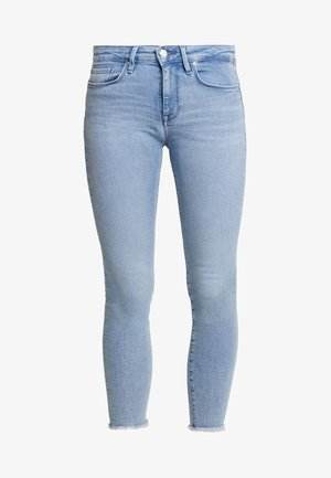 COMO ANKLE NELLY - Jeans Skinny Fit - denim
