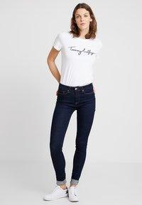 Tommy Hilfiger - COMO STEFFIE - Jeans Skinny Fit - denim blue - 1