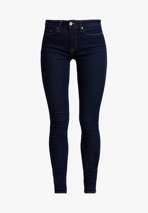 COMO STEFFIE - Jeansy Skinny Fit - denim blue