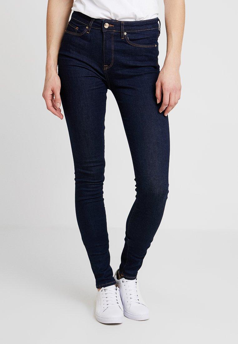 Tommy Hilfiger - COMO STEFFIE - Jeans Skinny Fit - denim blue