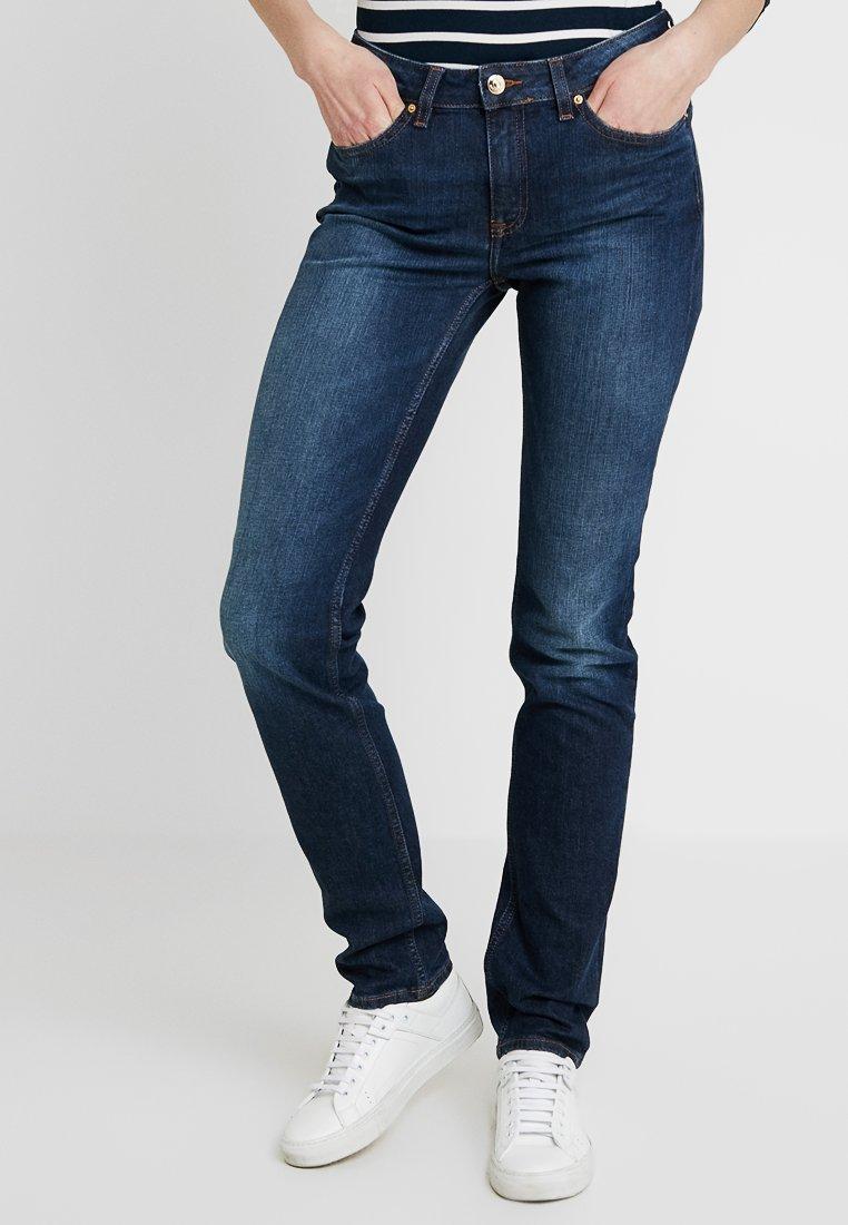 Tommy Hilfiger - ROME ABSOLUTE BLUE - Jeans straight leg - blue denim