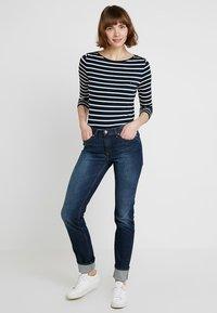 Tommy Hilfiger - ROME ABSOLUTE BLUE - Jeans straight leg - blue denim - 1