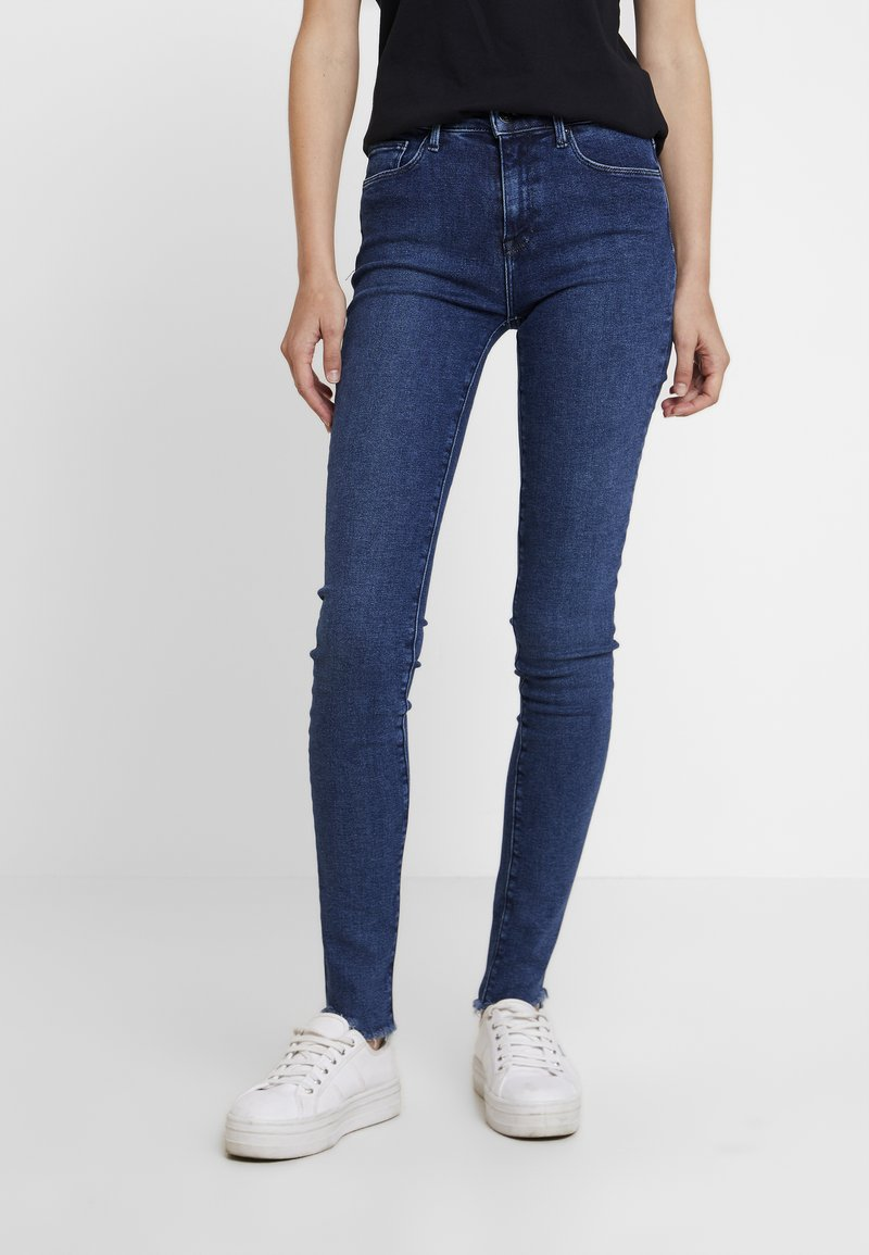 Tommy Hilfiger - COMO MALA - Jeans Skinny Fit - blue denim