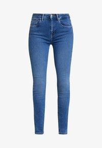 Tommy Hilfiger - COMO BUSA - Jeans Skinny Fit - blue denim - 4