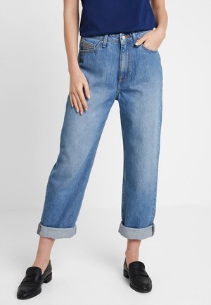 CLASSIC STRAIGHT - Jeansy Relaxed Fit - denim