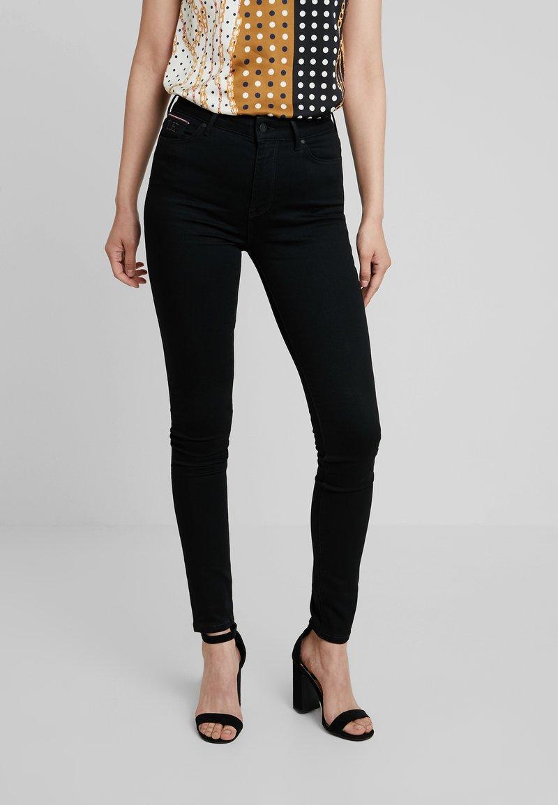 Tommy Hilfiger - ESS HARLEM ANI - Jeans Skinny Fit - denim