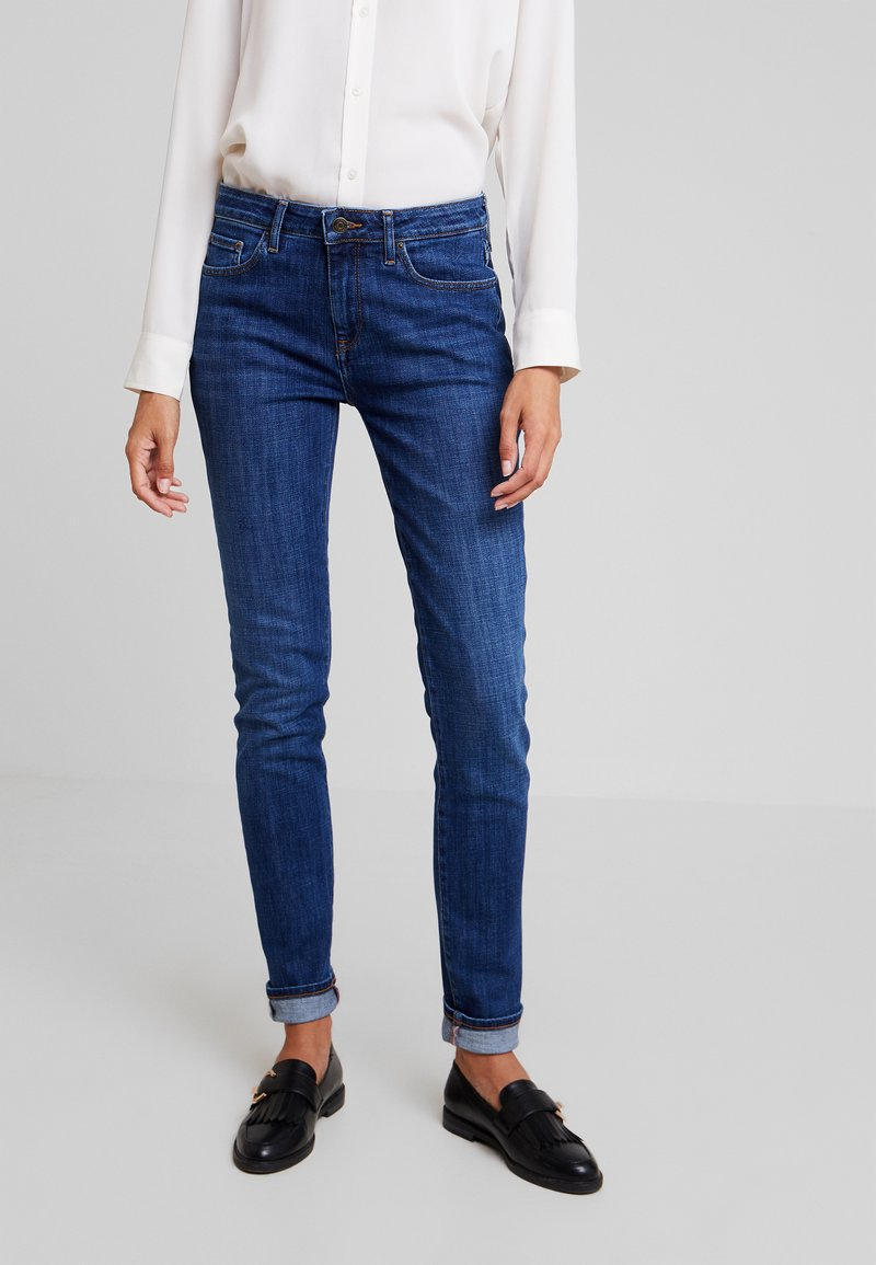 Tommy Hilfiger - VENICE - Slim fit jeans - blue denim