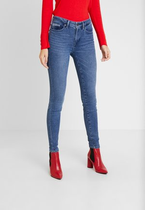 COMO TESS - Jeans Skinny Fit - blue denim