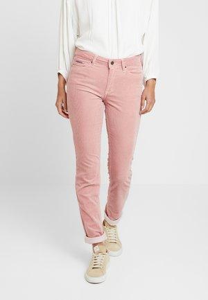 ROME MAYA - Spodnie materiałowe - pink