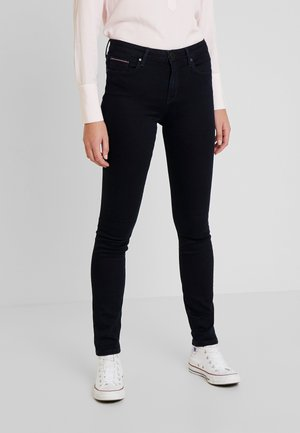 COMO RWOTTO - Jeans Skinny Fit - black denim