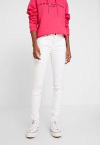 Tommy Hilfiger - COMO  - Jeans Skinny - white - 0