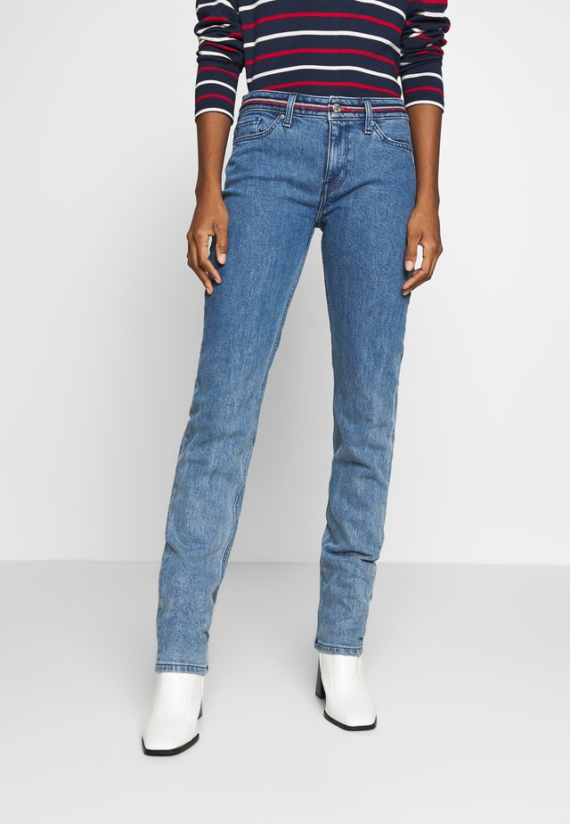 ROME STRAIGHT - Straight leg jeans - wala
