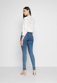 Tommy Hilfiger - COMO WILO - Jeans Skinny Fit - blue denim - 0