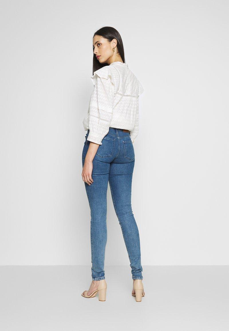 Tommy Hilfiger - COMO WILO - Jeans Skinny Fit - blue denim