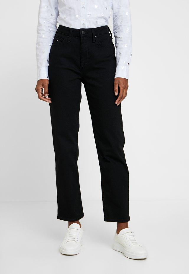 CLASSIC STRAIGHT - Jeans Straight Leg - balt